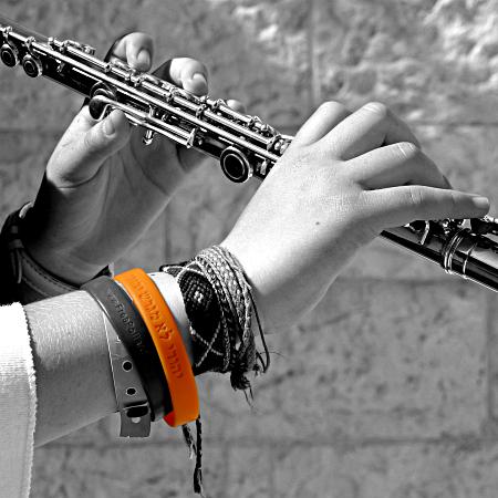 Flautist, 17th June, 2005