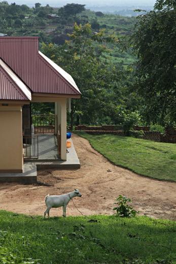 The Nabugoye Guest House, Mount Elgon, Uganda