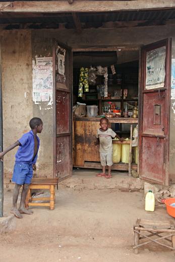 Namanyoyi Grocery Store, Mount Elgon, Uganda