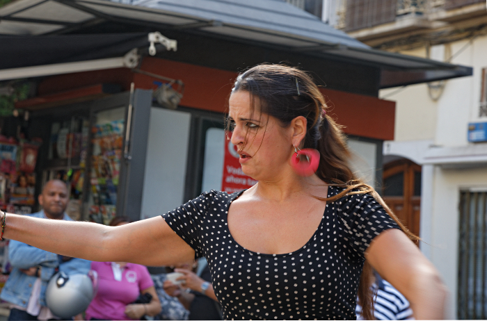 Street and Cave Flamenco -